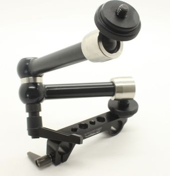 TILTA MA-T03 Monitör ARM Articulating Magic Arm w/Quick Release Kelepçe Takip odak 15mm çubuk DSLR rig için HDMI Monitör 48687